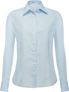 Niebieska koszula Bodara
