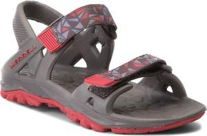 Buty dziecięce letnie Merrell na rzepy