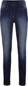Niebieskie jeansy bonprix bpc bonprix collection
