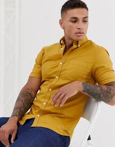 Koszula New Look z klasycznym kołnierzykiem z krótkim rękawem