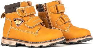 Buty dziecięce zimowe Royalfashion.pl na rzepy