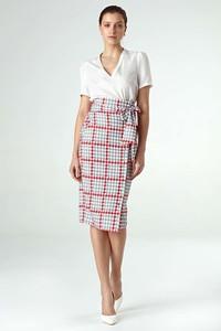 a192f805 spódnice ołówkowe z wysokim stanem - stylowo i modnie z Allani