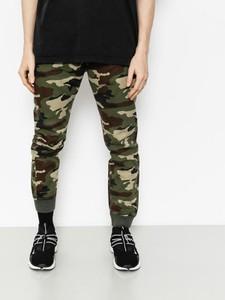 Zielone spodnie Massdnm