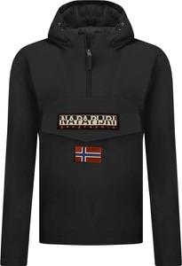 Czarna kurtka Napapijri