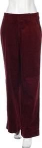 Czerwone jeansy Glassons ze sztruksu