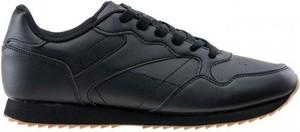 Buty sportowe sklepiguana sznurowane ze skóry