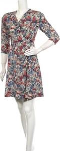Sukienka Paul & Joe mini z dekoltem w kształcie litery v