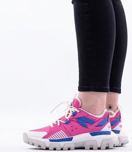 Sneakersy Caterpillar z płaską podeszwą sznurowane