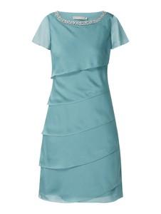 Niebieska sukienka Christian Berg Cocktail