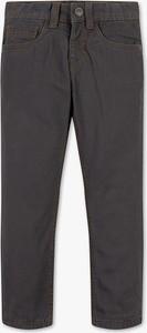 Granatowe spodnie dziecięce Palomino