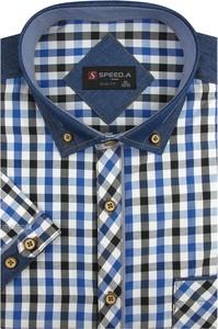 Koszula Speed.A z krótkim rękawem z tkaniny