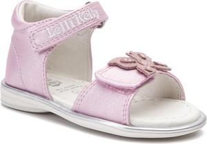 Buty dziecięce letnie Lelli Kelly na rzepy