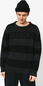 Sweter Diamond Supply Co. z wełny