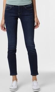 Fioletowe jeansy MAC