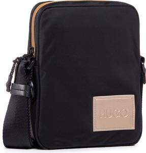 Czarna torba Hugo Boss