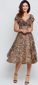 Sukienka Marselini midi