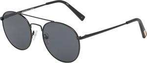 Niebieskie okulary damskie Le Specs