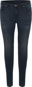 Niebieskie jeansy Kaffe z jeansu