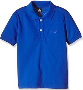 Niebieska koszulka dziecięca Trigema
