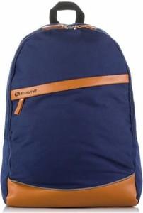 Niebieski plecak inny