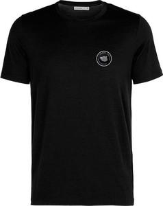 T-shirt Icebreaker w stylu casual z krótkim rękawem
