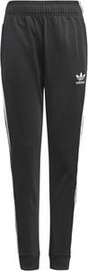 Czarne spodnie dziecięce Adidas