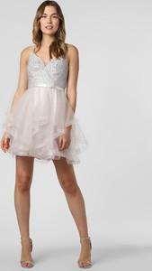 Sukienka Laona rozkloszowana na ramiączkach mini