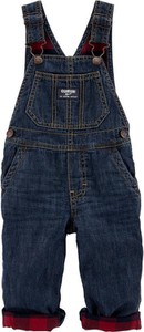 Spodnie dziecięce OshKosh w krateczkę
