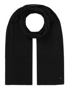 Czarny szalik Esprit