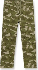 Zielone spodnie dziecięce Sinsay