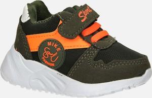 Buty sportowe dziecięce Casu na rzepy
