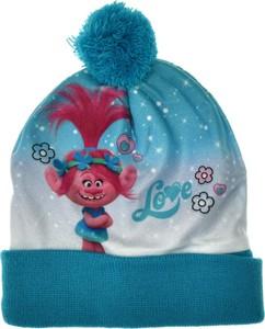 Niebieska czapka Licencja