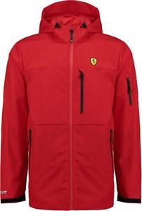Kurtka Scuderia Ferrari F1 Team w stylu casual