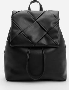 Czarny plecak Reserved