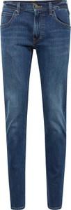 Jeansy Lee w stylu casual z jeansu