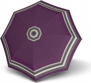 Granatowy parasol Doppler