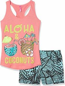 Piżama Lina Pink dla dziewczynek