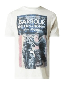 T-shirt Barbour International™ z krótkim rękawem