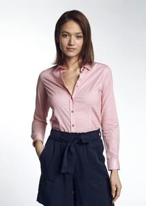 Różowa koszula Ochnik