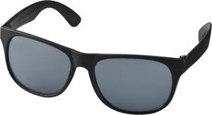 Upominkarnia Okulary przeciwsłoneczne Retro Czarny