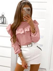 Różowa bluzka Pakuten