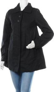 Czarny płaszcz Peppercorn