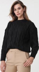 Sweter born2be w stylu casual z dzianiny