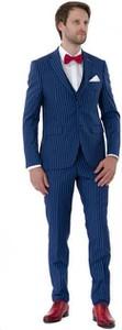 Niebieski garnitur Albatroaz