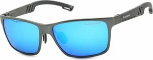 Stylion Okulary LOZANO LZ-330E Polaryzacyjne aluminiowe Nerdy