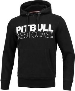Bluza Pit Bull z bawełny w młodzieżowym stylu