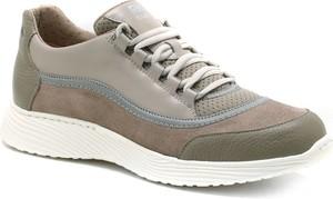 Buty sportowe Ryłko sznurowane w sportowym stylu