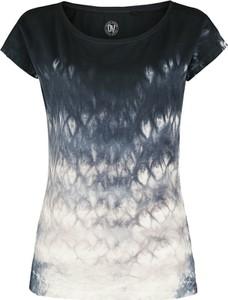 T-shirt Emp w stylu casual z okrągłym dekoltem z krótkim rękawem