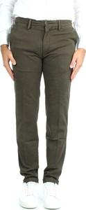 Zielone spodnie Re-Hash