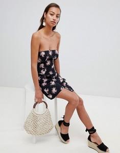 Sukienka Asos Design z lnu
